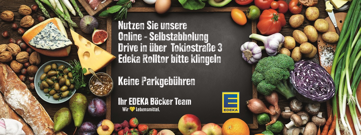 Drive-In bei Abholung!